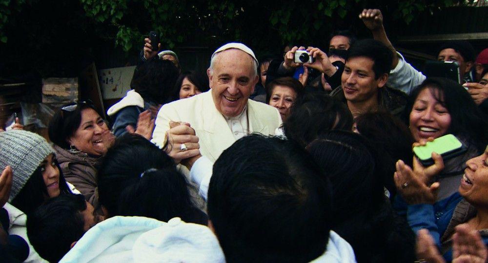 Visionär des Guten: Papst Franziskus bekommt von Wim Wenders ein exzellentes Zeugnis ausgestellt. Das wird nicht jedem Kritiker gefallen.