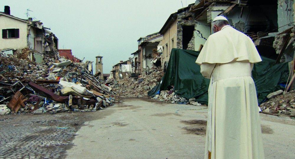"""Motiv aus """"Papst Franziskus - Ein Mann seines Wortes"""""""