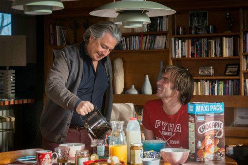 Der Schein trügt: André (Christian Clavier, links) hält Patrick (Sébastien Thiery, rechts) keineswegs für seinen Sohn, sondern für einen Betrüger.