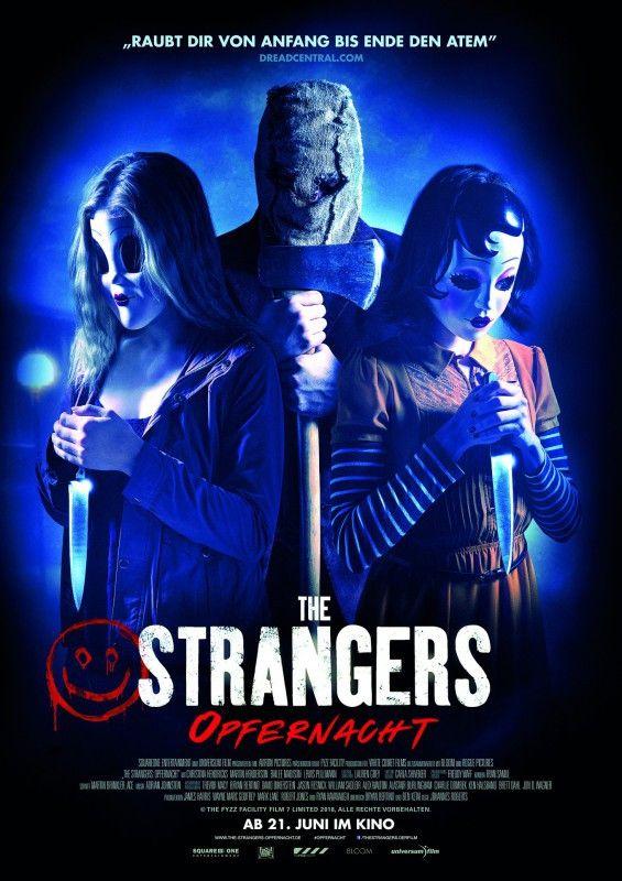 """""""The Strangers: Opfernacht"""" ist das Sequel zum Kassenhit """"The Strangers"""" von 2008."""