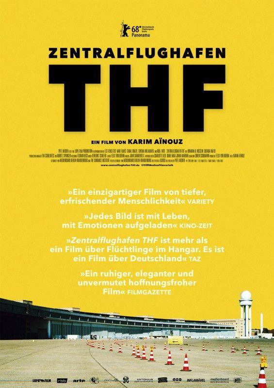 Das geschichtsträchtige Gelände des Flughafens Tempelhof beherbergte Flüchtlinge. Der gelungene Film stellt die neu Angekommenen und die Heimischen gegenüber.