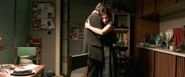 Halt finden Dafna (Sarah Adler) und Michael (Lior Ashkenazi) nur in sich selbst.