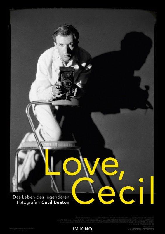 """""""Love, Cecil"""" porträtiert einen Fotografen, der gerne hinter, aber auch vor der Kamera stand."""
