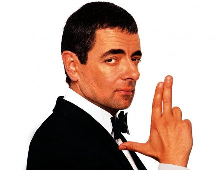 Rowan Atkinson ist Agent 'Johnny English'