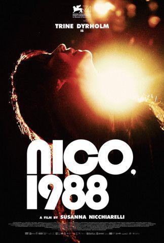 """Ungeschönt und ohne Sentimentalitäten begleitet """"Nico, 1988"""" eine Frau in ihren letzten drei Lebensjahren, die ihrem Ruhm nicht entfliehen kann."""