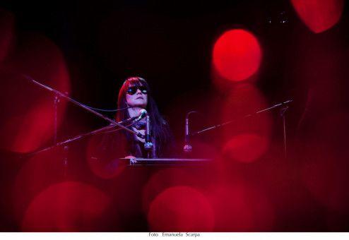 Bei sich selbst ist Christa Päffgen (Trine Dyrholm) nur, wenn sie Musik macht.