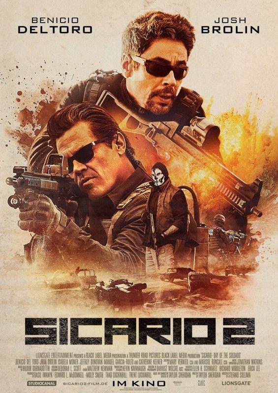 """""""Sicario 2"""" ist die grimmige Fortsetzung des Drogenthrillers von 2015."""