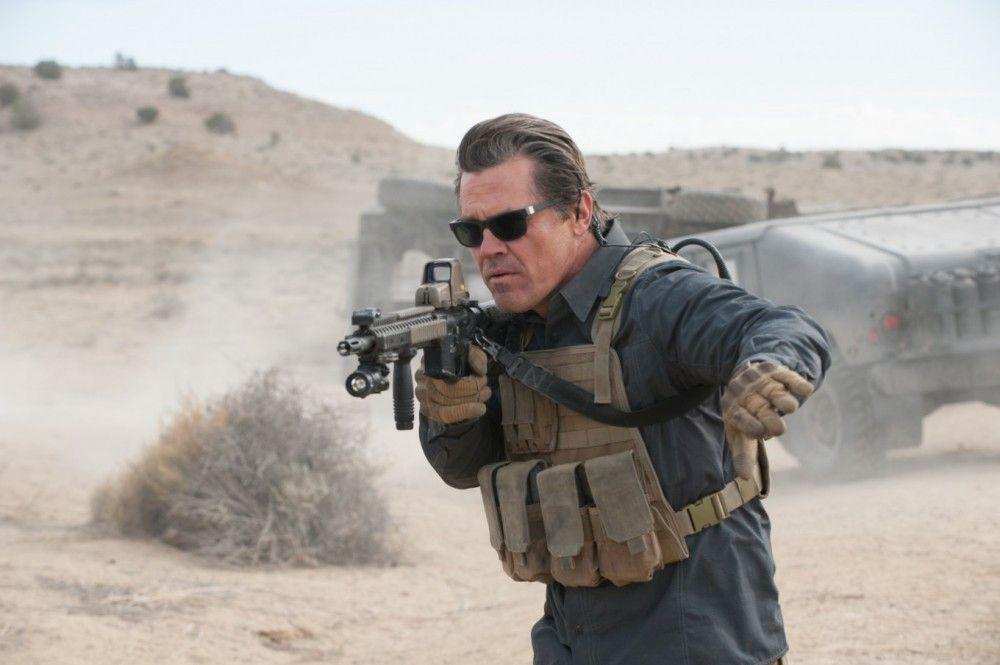 Agent Matt Graver (Josh Brolin) soll einen Krieg zwischen mexikanischen Verbrecherorganisationen anzetteln.