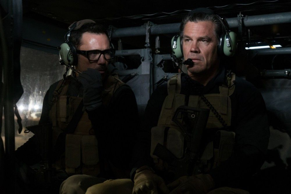 Steve (Jeffrey Donovan) und Matt (Josh Brolin)