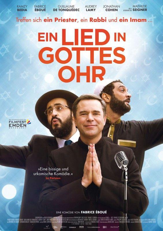 Eine Sakro-Pop-Band aus Vertretern von Judentum, Christentum und Islam ruft zur Versöhnung auf, der Komödie darüber fallen nur peinliche Witze ein.