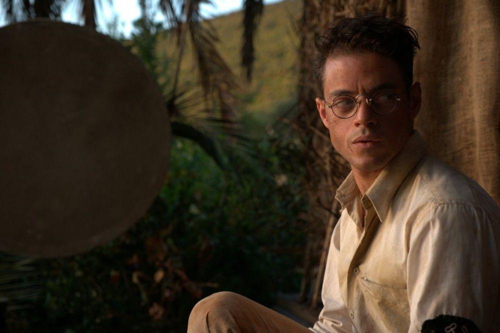 Fälscher Louis Dega (Rami Malek) unterstützt Papillon bei seinen Fluchtplänen.