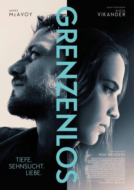 """Alicia Vikander und James McAvoy feiern die Kraft der Sehnsucht - in Wim Wenders' philosophischem Liebesfilm """"Grenzenlos""""."""