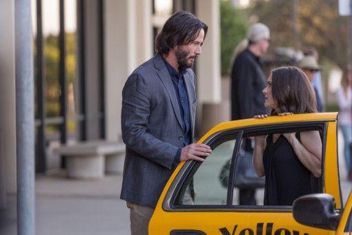 Ihnen gehört allein die Leinwand: Lindsay (Winona Ryder) und Frank (Keanu Reeves)