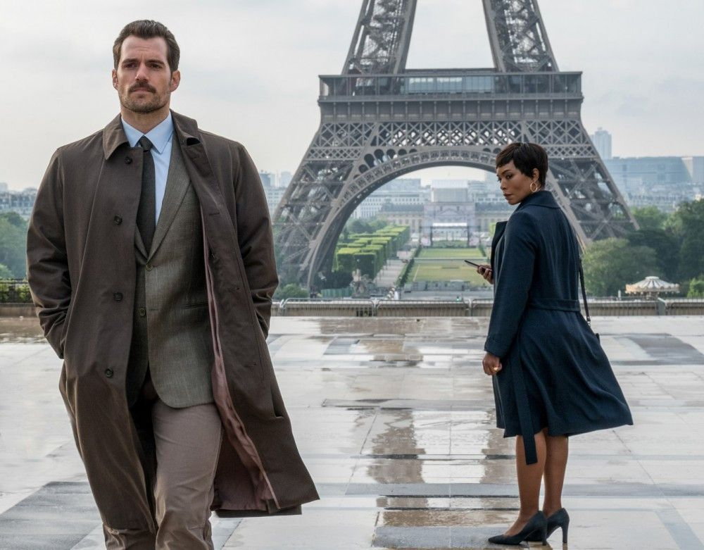 CIA-Chefin Erica Sloan (Angela Bassett) stellt dem IMF-Team mit August Walker (Henry Cavill) einen undurchschaubaren Aufpasser an die Seite.