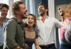Sieht nach Spaß aus, doch die Idylle trügt: Paolo (Stefano Accorsi), Sara (Sabrina Impacciatore) und Carlo (Pierfrancesco Favino)