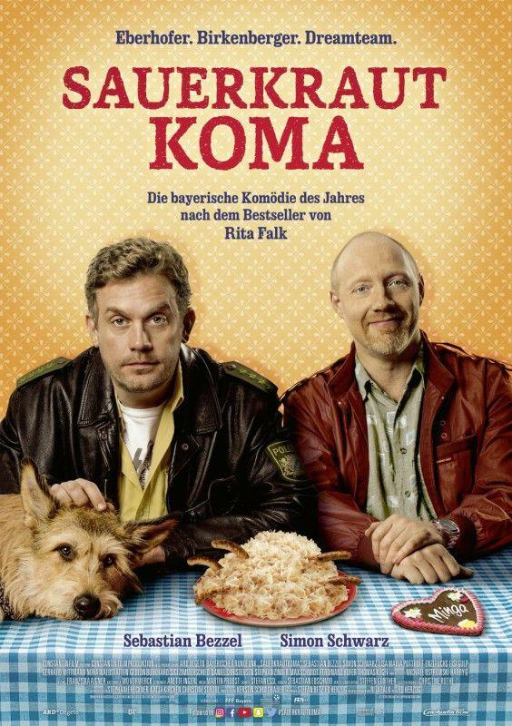 """""""Sauerkrautkoma"""" ist die fünfte Verfilmung eines Eberhofer-Romans der Autorin Rita Falk."""