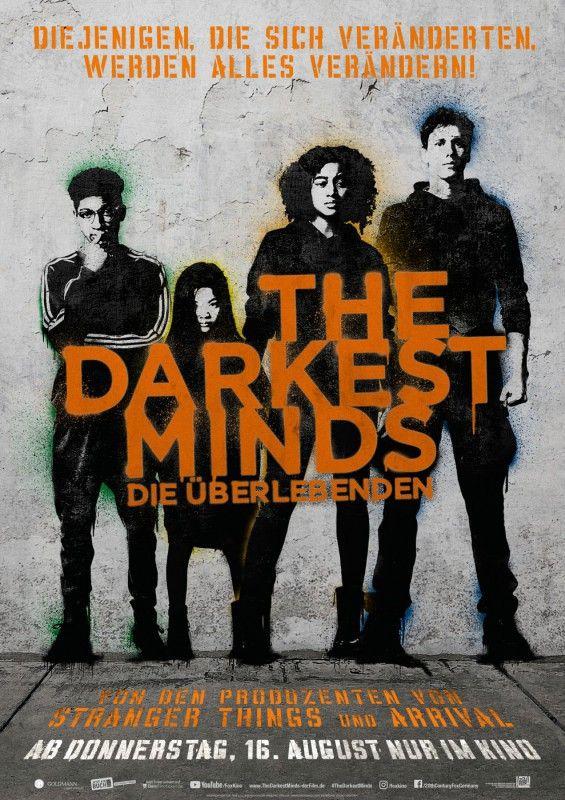 """In """"The Darkest Minds - Die Überlebenden"""" werden Teenager zu Staatsfeinden erklärt. Dass sie sich das nicht einfach gefallen lassen, ist kein Wunder."""