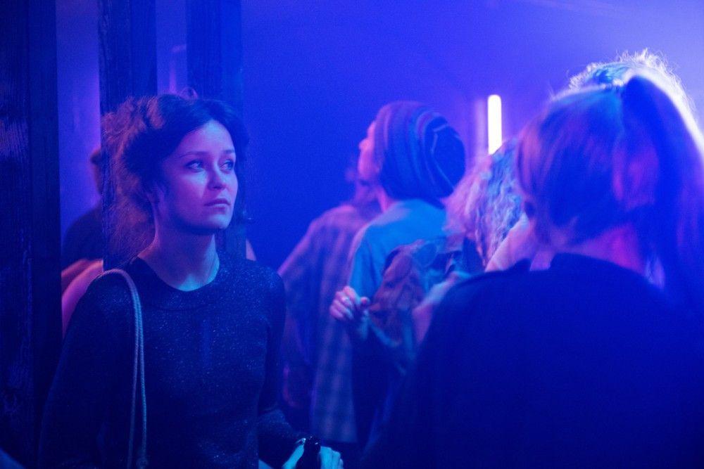 Unerwartet taucht auch noch Ex-Freundin Mathilda (Tinka Fürst) in Oskars Club auf.