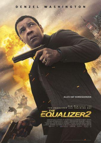 Denzel Washington hat sich zum ersten Mal zu einer Fortsetzung überreden lassen.