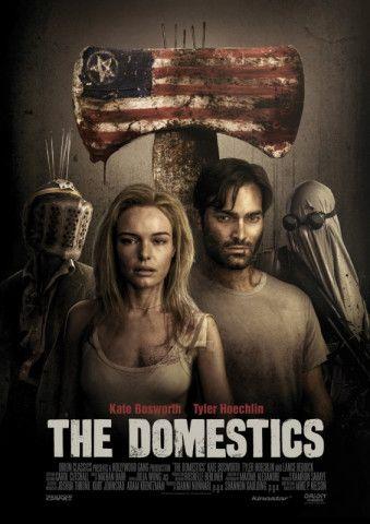"""Ein entfremdetes Ehepaar muss sich in """"The Domestics"""" auf eine Reise ins Ungewisse begeben."""