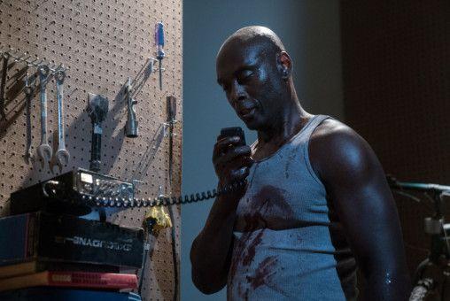 Nathan (Lance Reddick) ist doch skrupelloser, als alle glauben.