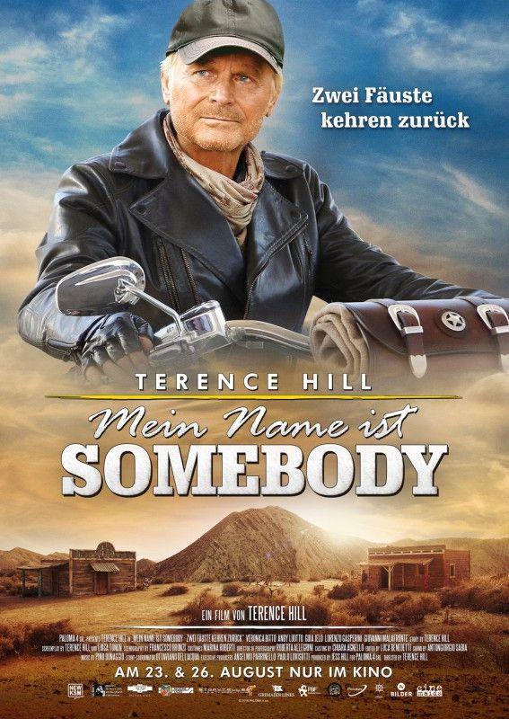 """Terence Hill kehrt mit """"Mein Name ist Somebody"""" nicht nur in der Hauptrolle zurück, auch Regie und Drehbuch gehen auf sein Konto."""