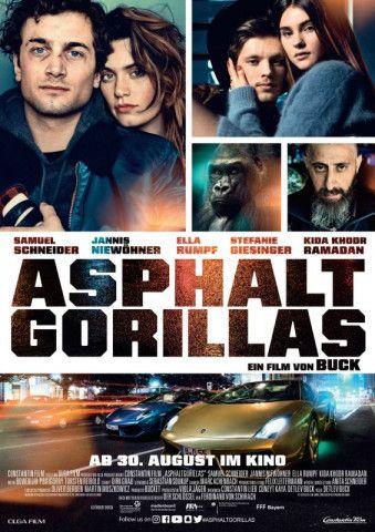 """Detlev Buck hat mit den """"Asphaltgorillas"""" einen fulminanten Ganoven-Thriller inszeniert."""