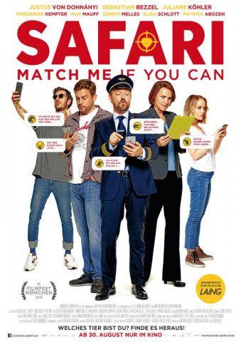"""Liebe im 21. Jahrhundert: """"Safari - Match Me If You Can"""" ist der Film dazu."""