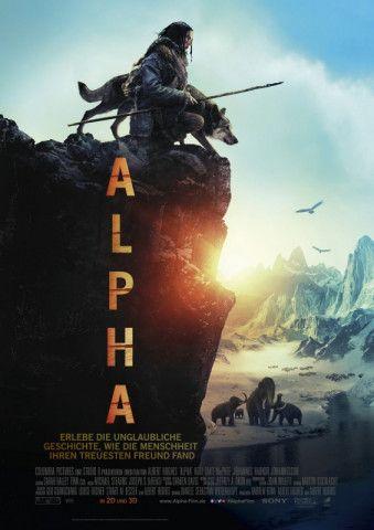 """""""Alpha"""" gibt sich als familienfreundliches Tierabenteuer, hat dafür aber zu grausame und unheimliche Elemente."""