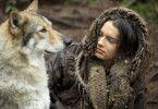 Vor 20.000 Jahren: Der junge Keda (Kodi Smit-McPhee, rechts) schließt Freundschaft mit einem Wolf.