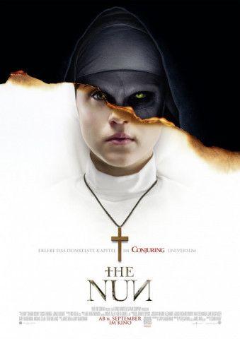 """Das nächste Spin-Off der """"Conjuring""""-Reihe: """"The Nun"""" erzählt die Vorschichte der gruseligen Nonne aus """"Conjuring 2""""."""
