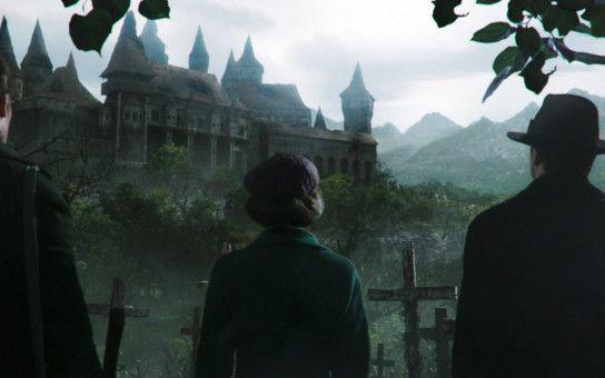 Das Kloster sieht nicht nur von außen gruselig aus.