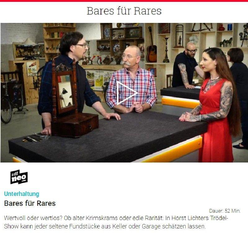 Zdf Mediathek Sendung Von A Bis Z