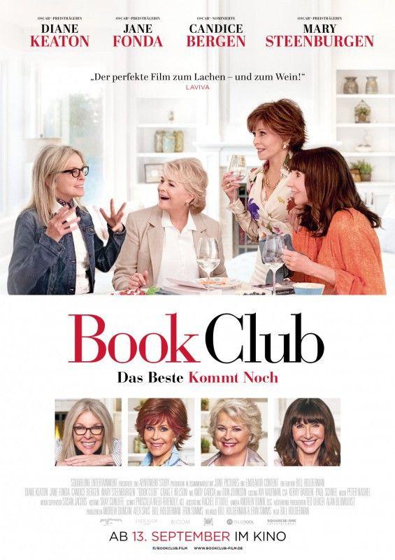 Vier Damen über 60 finden durch ein Buch zurück zu Liebe und Leidenschaft.