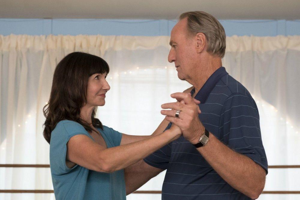 Bringt das Buch auch Carol (Mary Steenburgen) und ihren Mann Bruce (Craig T. Nelson) wieder näher zueinander?