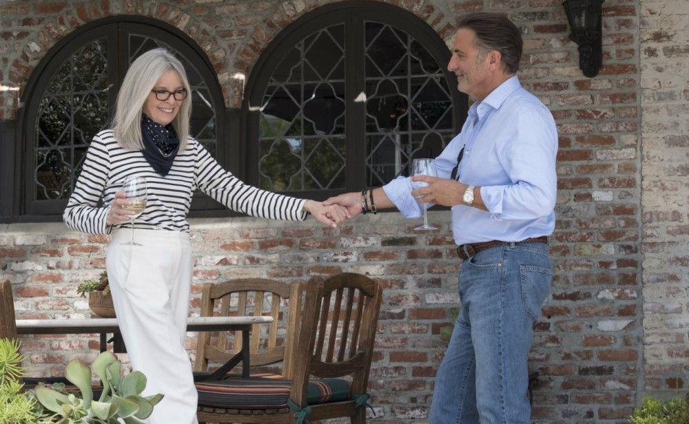 Noch einmal verliebt: Diane (Diane Keaton) und Pilot Mitchell (Andy Garcia).