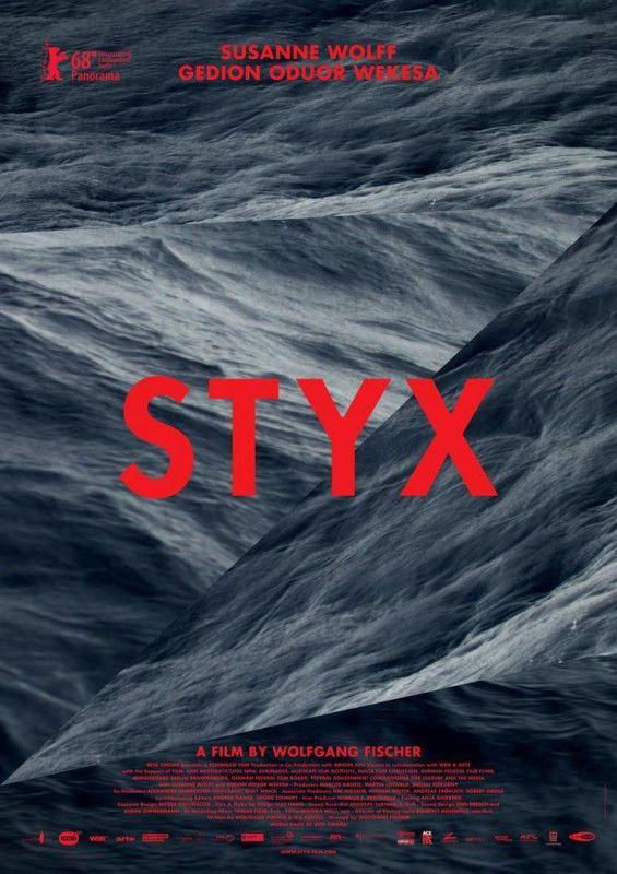 """Das Hochsee-Drama """"Styx"""" von Wolfgang Fischer verstrickt den Zuschauer kunstvoll in das moralische Dilemma seiner Protagonistin."""