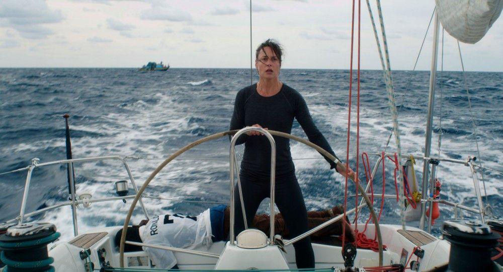 Rike (Susanne Wolff) wird untersagt, den Flüchtlingen zu helfen.