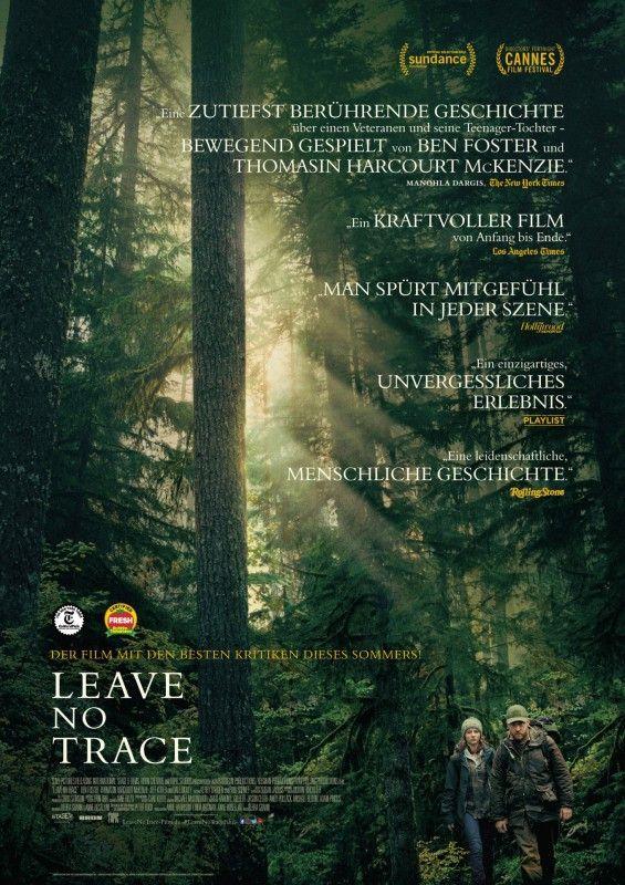 """Vom Sundance Festival über Cannes bis zum Filmfest München: """"Leave No Trace"""" hat eine umfangreiche Festival-Historie."""
