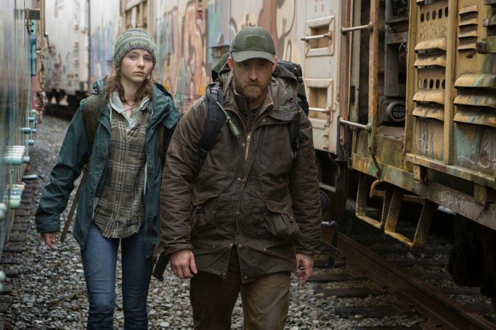 In die Stadt verschlägt es Will (Ben Foster) und Tom (Thomasin McKenzie) selten - aus gutem Grund.