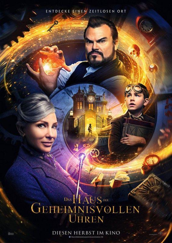Auf dem Papier klingt das Ganze schon mal nicht schlecht: Jack Black (Mitte) und Cate Blanchett versuchen gemeinsam mit Owen Vaccaro die Welt vor einer bösen Hexe zu beschützen.