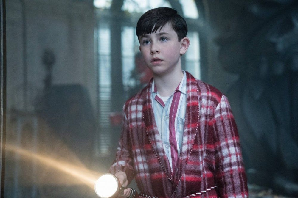 """Owen Vaccaro ist gerade mal zwölf Jahre alt, da übernimmt er schon die Hauptrolle in einem Fantasyabenteuer. Wird er der nächste """"Harry Potter""""?"""