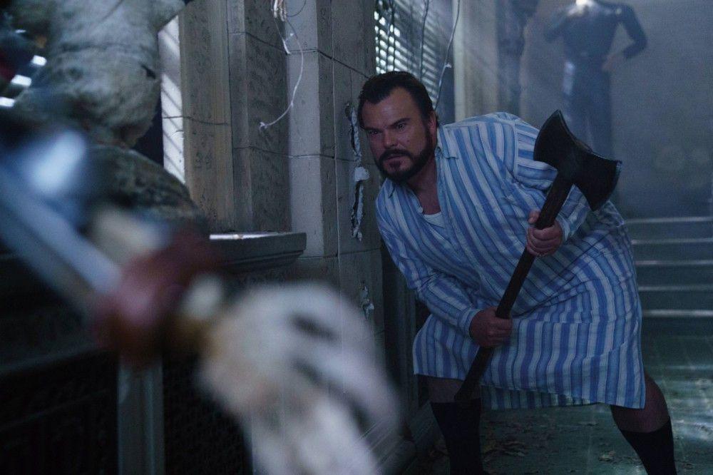 """Jack Black scheint Gefallen an wohligem Fantasy-Grusel gefunden zu haben. Erst 2016 spielte er die Hauptrolle in """"Gänsehaut""""."""