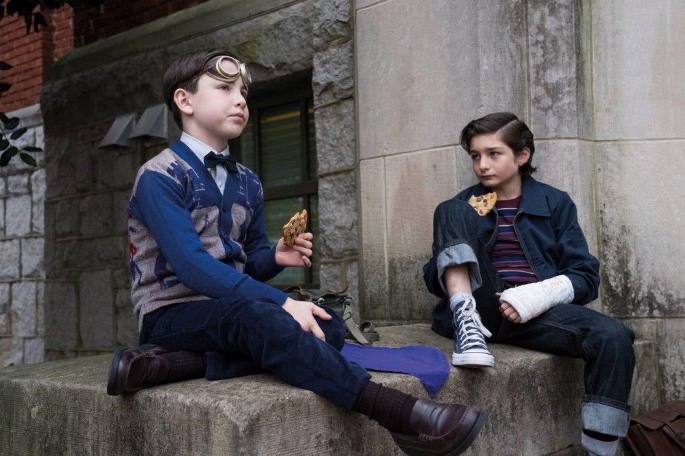 Die Freundschaft zwischen Lewis (Owen Vaccaro, links) und Tarby (Sunny Suljic) bringt die Handlung maßgeblich in Fahrt.