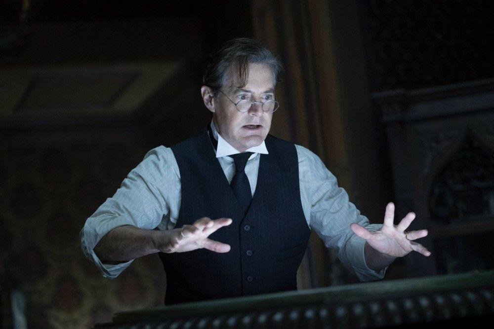 """Kyle MacLachlan (""""Twin Peaks"""") darf einen bösen Zauberer mimen."""