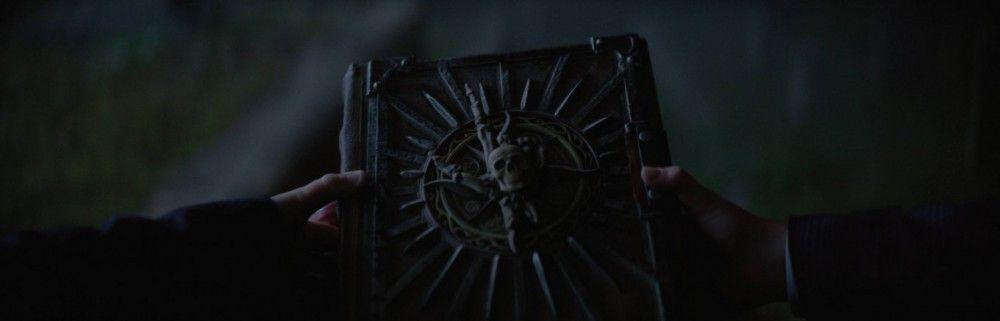 """Motiv aus """"Das Haus der geheimnisvollen Uhren"""""""