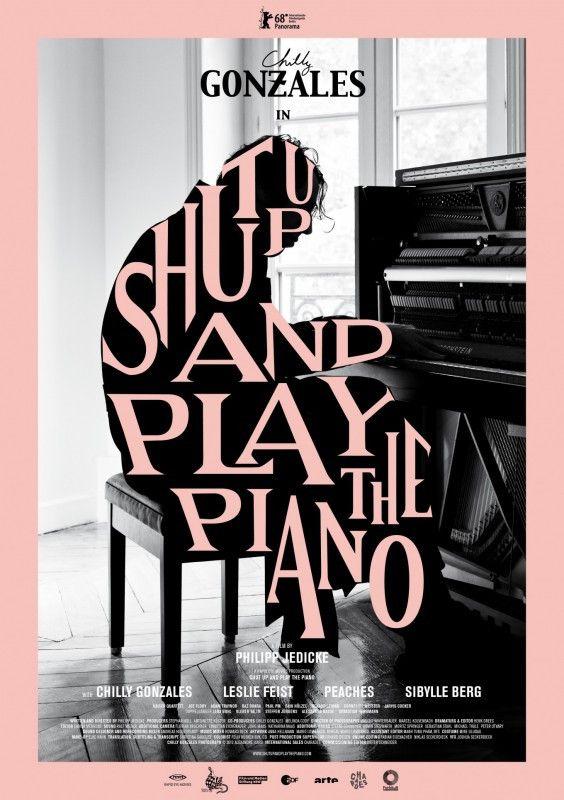 Ebenso wie Gonzales' Musik ist Philipp Jedickes filmisches Porträt über den Ausnahmemusiker eine Herausforderung.