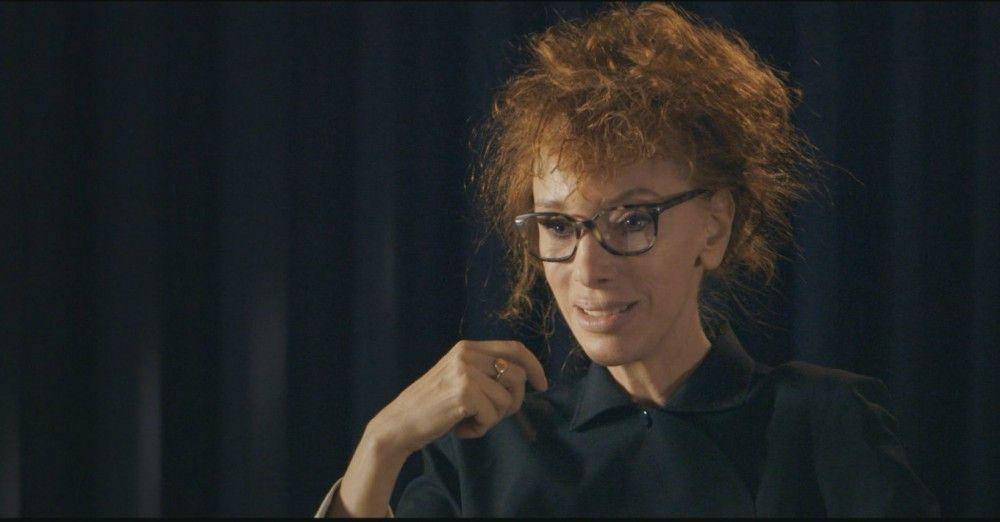 Versucht Gonzales keine nervigen Interviewfragen zu stellen: Schriftstellerin Sibylle Berg.