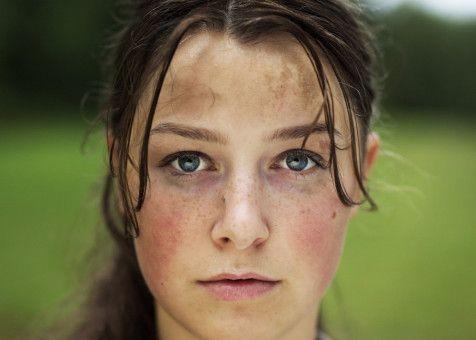Andrea Berntzen übernimmt die Hauptrolle der 18-jährigen Kaja.