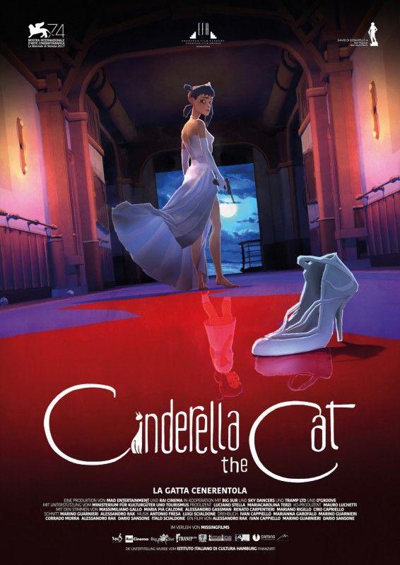 """Der retro-futuristische Thriller """"Cinderella the Cat"""" ist optisch ein Rausch."""